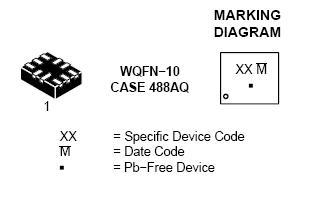 NLAS7222A 带有Enable的USB 2.0 DPDT模拟开关