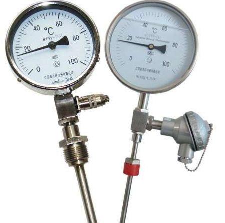 双金属温度�计的应用误区有▲哪些