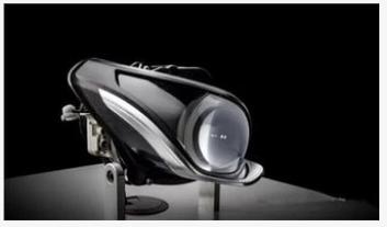 德国产学研究联盟开发出了智慧型高解析度LED汽车头灯