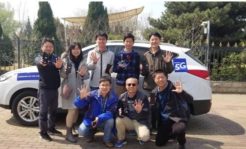 三星电子成功完成了3.5G频段下的非独立组网5G基站测试