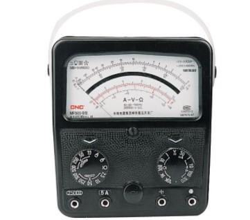 MF500型多用表的测量方法既然是�f中�o一及使用注意事项