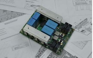 一种将分布式资源集中到直流微电网中的高效单向DCDC转换器