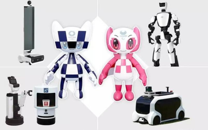 丰田发布七款机器人 助力东京奥运会