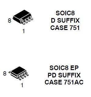 NCV4254C LDO稳压器 70 mA 带跟...