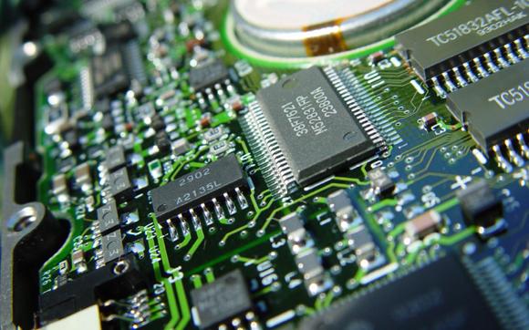 2019年电子系统半导体器件含量将降至26.4%