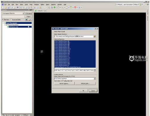 如何利用CAMtastic反向生成PCB文件