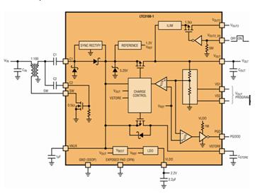 基于無線傳感器超低功率能量收集器的供電系統設計
