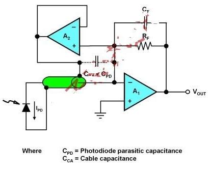 遠程光傳感系統電路設計