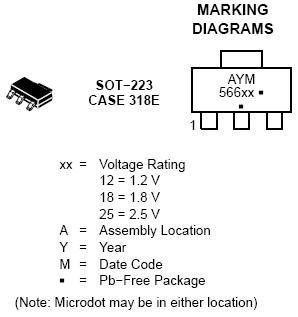 NCP566 LDO稳压器 1.5 A 超高PSRR 具有快速瞬态响应
