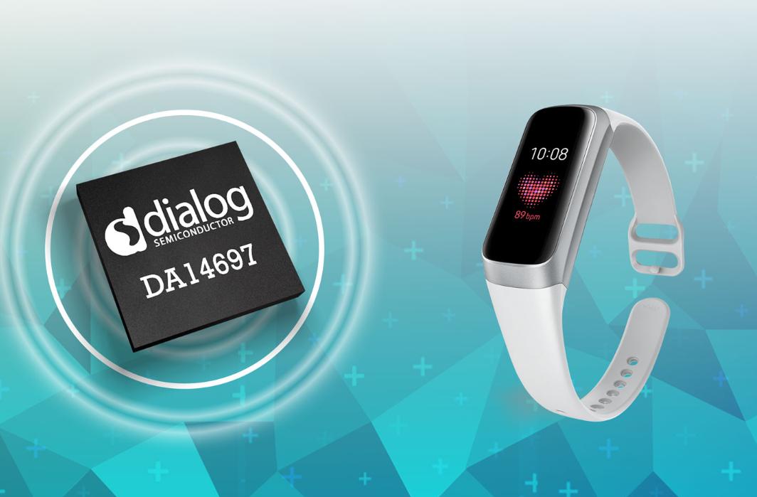 Dialog半導體公司為三星Galaxy Fit提供藍牙低功耗連接方案
