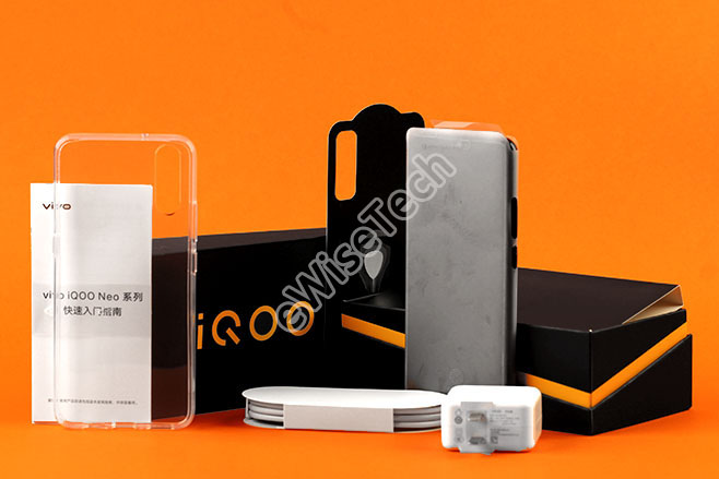 E开箱:青春版的iQOO手机-iQOO Neo