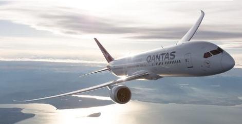 澳洲航空将于2020年采用波音787-9梦想飞机开通芝加哥直飞航线