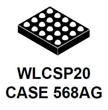 NCV6336BM 同步降壓轉換器 處理器電源 I2C編程 瞬態負載輔助 5.0 A.