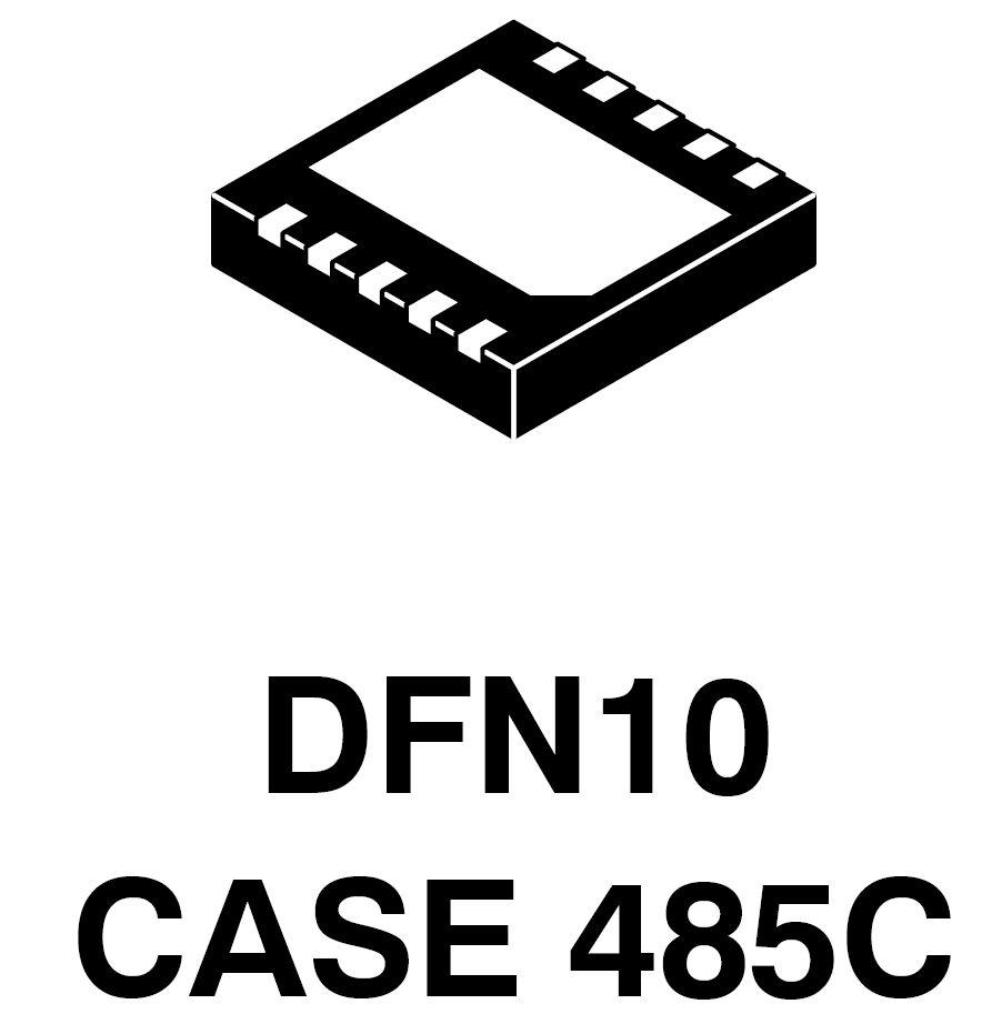 NCV890101 汽車開關穩壓器 降壓 1.2 A 2 MHz