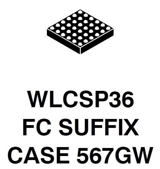 NCP6925 电源管理IC(PMIC) 7通道 带2个DC-DC转换器和5个LDO