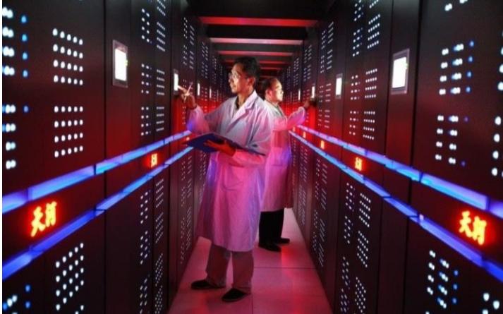带你了解超级计算机