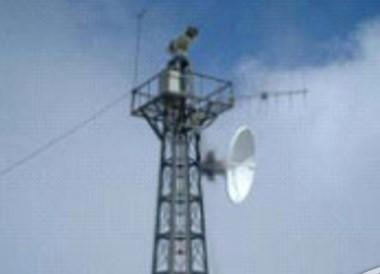 激光紅外燈森林防火視頻監控系統方面的應用優勢及前景