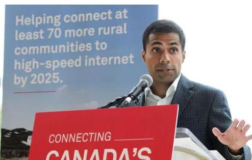 华为将与加拿大运营商合作为其偏远地区的居民提供高...