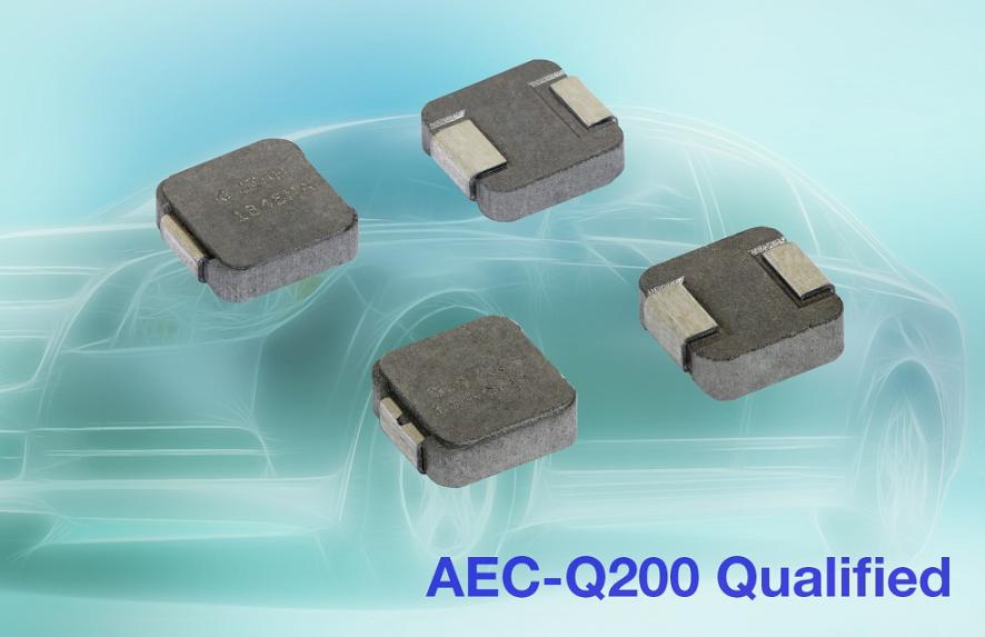 Vishay推業界體積最小的汽車級IHLP電感