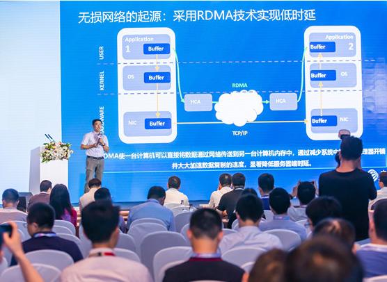 中国移动即将开启高性能数据中心网络的新时代