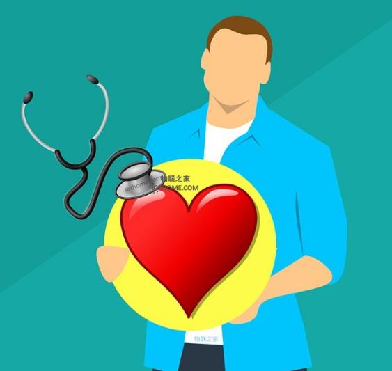 物联网连接的可穿戴医疗设备可以更快的诊断和预防心脏病的发生