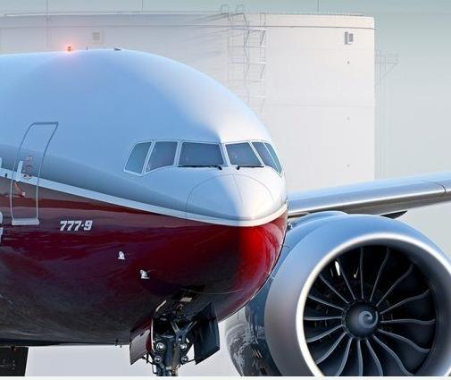 波音777X飛機因為GE9X發動機的問題首飛時間可能會推遲