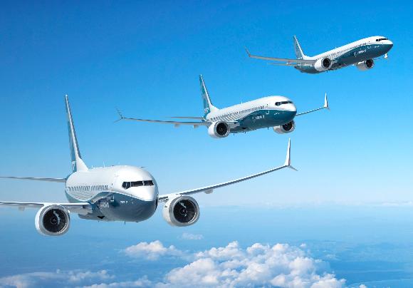 波音公司表示將可能會停止737MAX飛機的生產