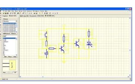 Protel99SE如何生成光绘文件与打印PCB图纸的详细资料说明