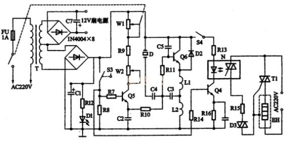 超声波加湿器的工作原理及常见的故障检修方法