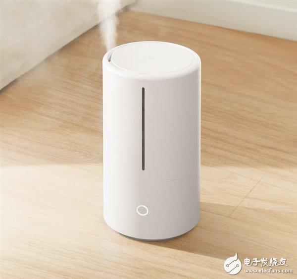 米家智能除菌加湿器发布 售价249元