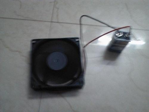 笔记本电脑散热器制作教程