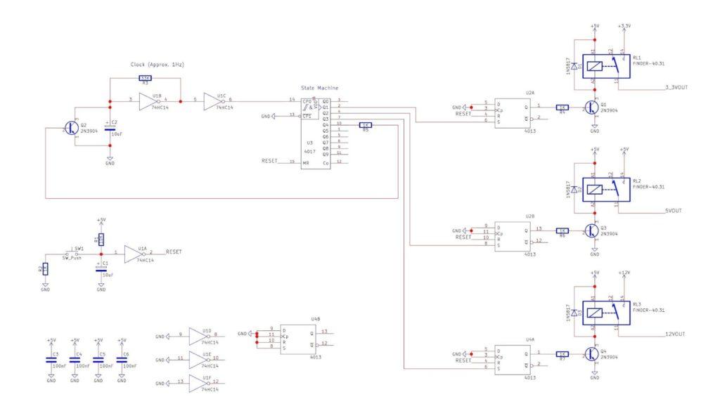 简易货色电源定序器的制作