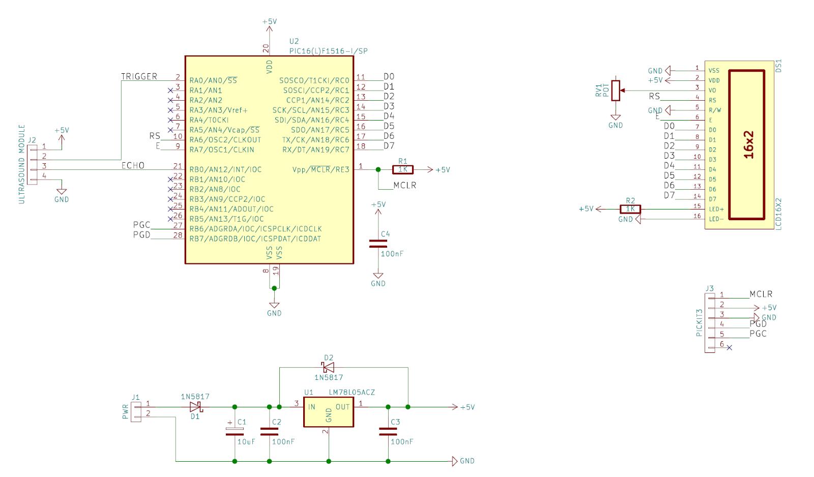 超声波测距仪的制作教程