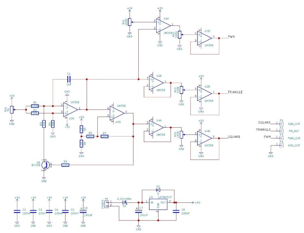 怎样制作自己的信号发生器