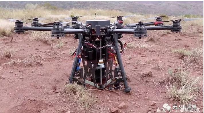 你見過可以修路的無人機嗎