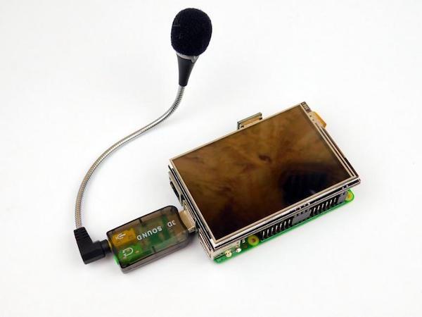如何使用树莓派和Python制作语音控制的冰箱