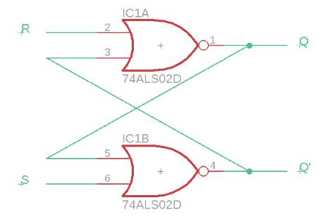 如何操作基本类型的锁存器和触发器