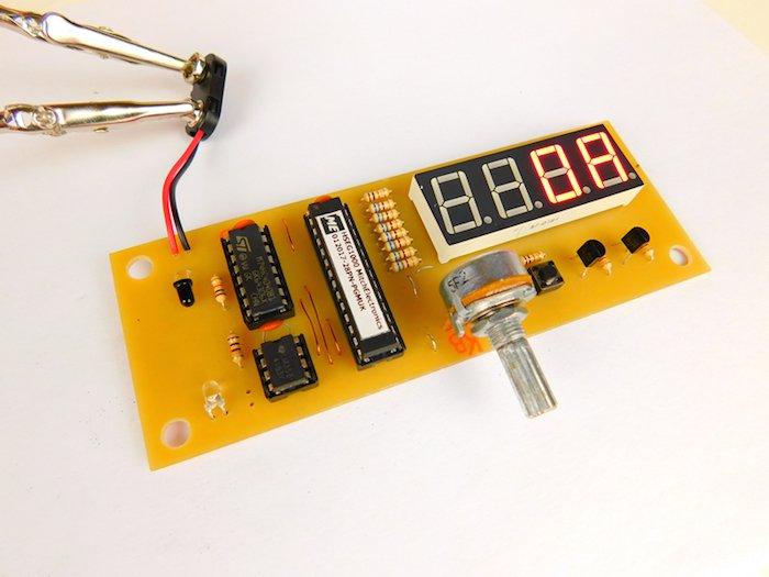 如何構建一個使用IR光束的對象計數器