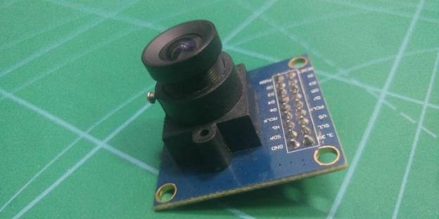 怎样使用Arduino将OV7670相机模块的流显示到1.8英寸TFT LCD屏幕上