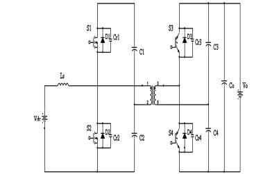 一種用于燃料電池和電池的新型ZVS和ZCS雙向DCDC變換器的資料概述