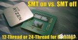 锐龙9 3900X与i9-9900K开关多线程对比 结果有点意外