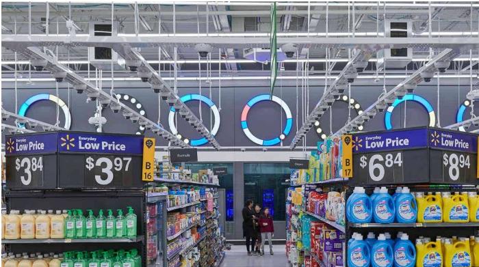 人工智能零售店對外開放