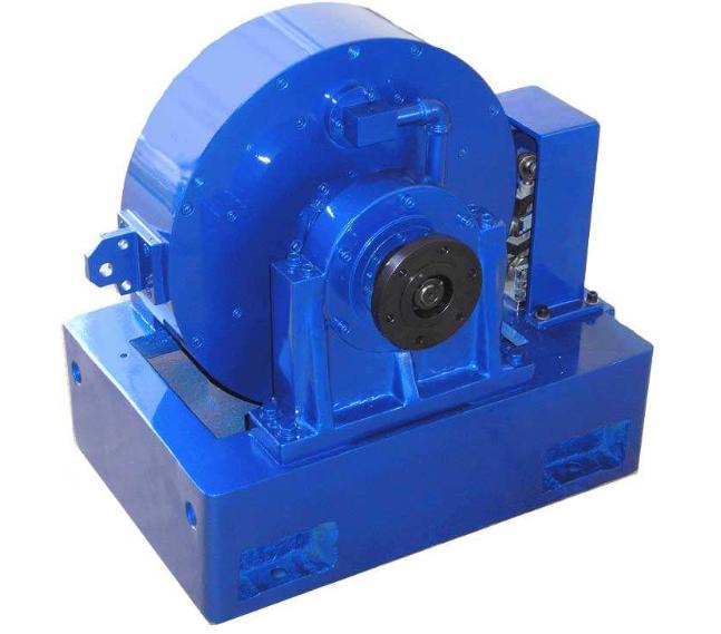 電渦流測功機工作原理和功率計算