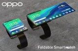 OPPO三折的柔性屏設計,可輕鬆將顯示面積提升 200% !