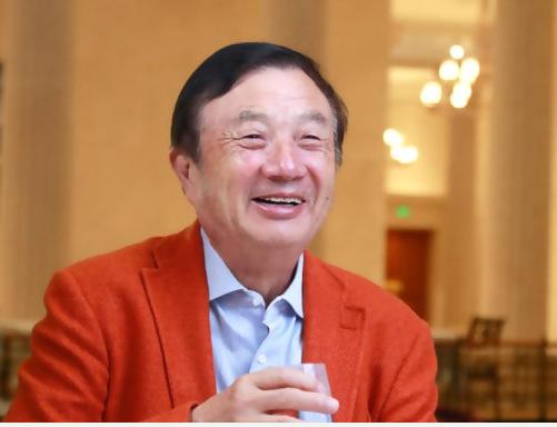 华为创始人任正非表示与美国公司合作将会采取谨慎的...