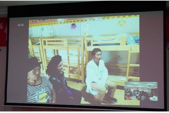 四川電信5G通到懸崖村通過IPTV實現了遠程問診