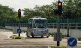 行业 | 无人驾驶巴士事故频发,地理围栏下车辆安...