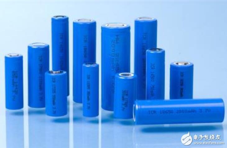 18650鋰電池容量測試
