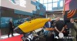 海军救援无人机,外形酷似一条船