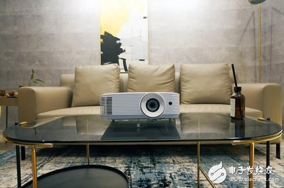 奥图码HD39HDR投影机评测 轻松满足用户在家中的投影需求